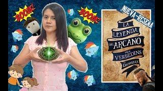 """Reseña """"La leyenda del arcano"""" (DALVAREZE) - El tintero de Raquel Booktubedelpresente"""
