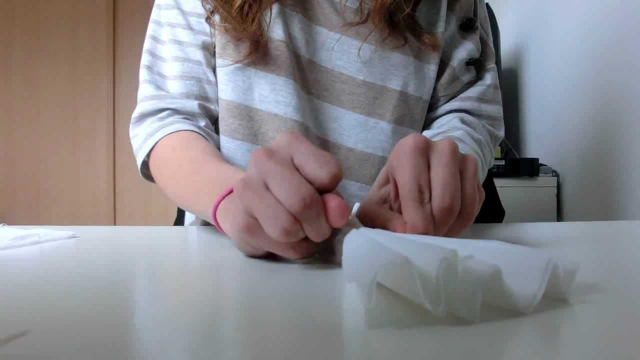 Tuto Fleur En Papier destiné tuto : fleur de papier crépon ~ idéal pour déco !! - youtube