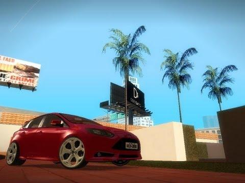 GTA San Andreas - 2013 Ford Focus ST