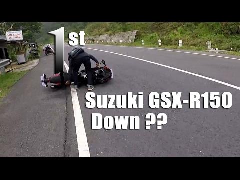SUNMORI : Triple Suzuki GSX-R 150 | Motovlog Indonesia
