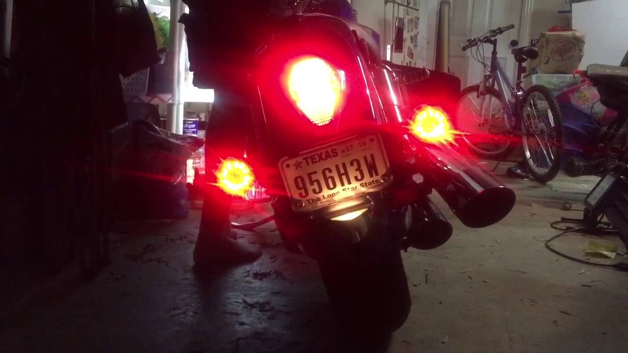 Honda Vtx 1300 Rear Lights Wiring Diagram Zuma Gy6 Signal Led Mod For Youtube On