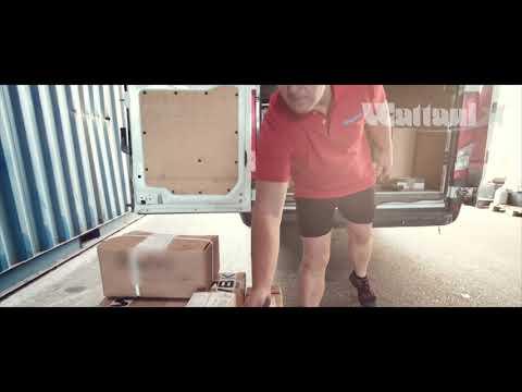 UNSERE HELDEN - Paketdienst-Fahrer / Bus - Kurz-Video
