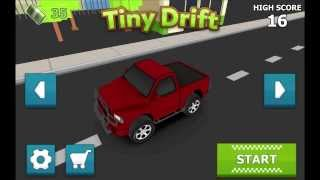 Tiny Drift-One Touch Racing 3D
