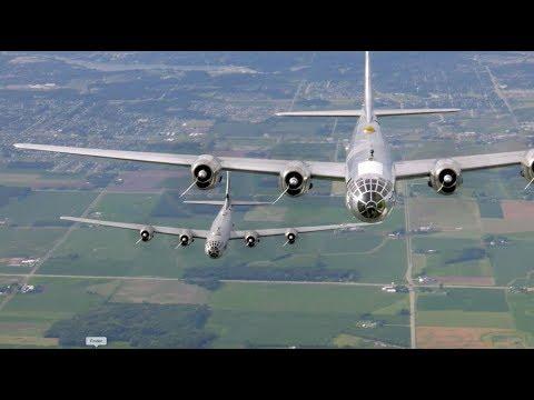 B-29s Doc and FIFI