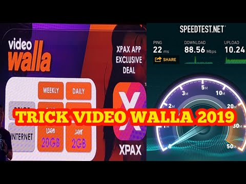 Trick Celcom internet Unlimited Video Walla 2019