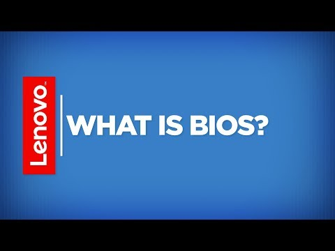 How To - What is BIOS?