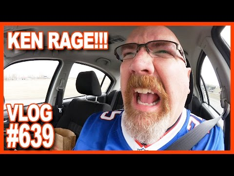Travel Vlog to Niagara Falls NY, Angriest Whopper Behind the Scenes - Ken's Vlog #639