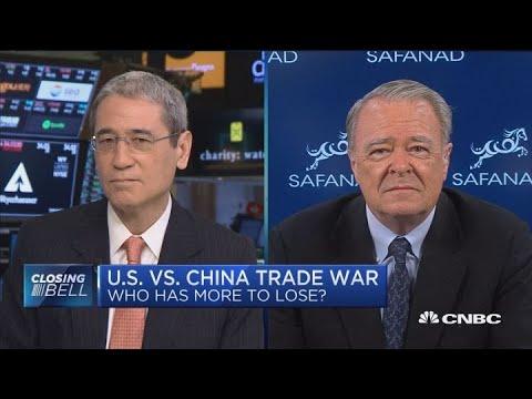US vs. China trade war: Who has more to lose?