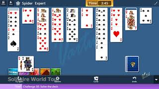 Solitaire World Tour #30 | August 5, 2019 Event
