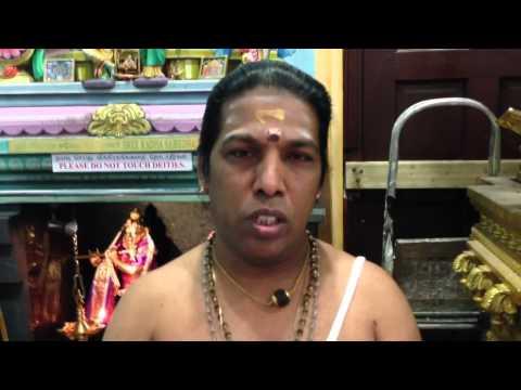 Sivasri.com Saiva Sithantha pandit Sivasri. B .Vasantha Kur