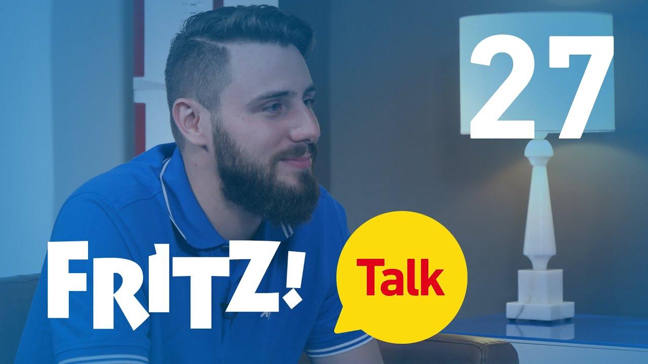 Telefonbuch, Rufsperren, AB: Mit Tipps vom Experten erweiterte Telefonie entdecken | FRITZ! Talk 27