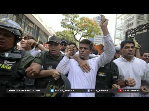 Venezuelan politician Lopez sentenced to 13 years in jail