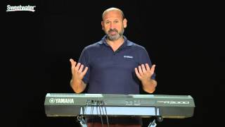 Yamaha PSR-A3000 World Arranger Keyboard Demo by Sweetwater