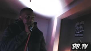 Klashnekoff Shouts Out Ruthless Live on Stage [@Klashnekoff @RuthlessDB] BB.TV