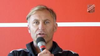 Pressekonferenz: VfB Germania Halberstadt - FC Energie Cottbus II