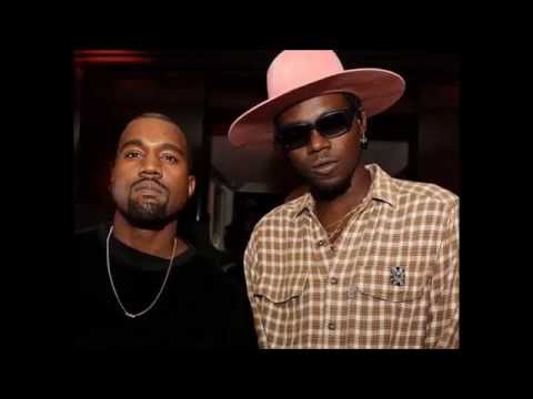 Theophilus London Ft Kanye West - Can't Stop