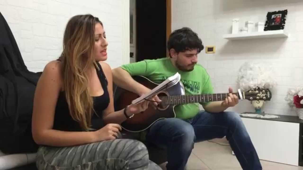 Emiliana Cantone COVER 'Ammore Annascunnuto' Celine Dion
