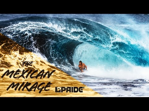 MEXICAN MIRAGE   PRIDE BODYBOARDS   PLC/Houston/Finnegan