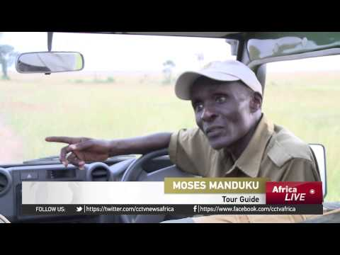 Kenyan Tour guide pleads for the return of foreign visitors