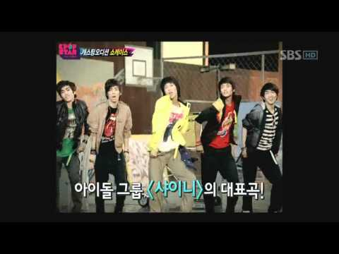 KPOPSTAR ep6. Yoonhyunsang&Parkjehyung - You are so pretty