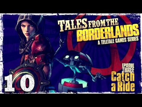 Смотреть прохождение игры Tales From The Borderlands. #10: Живописное место.