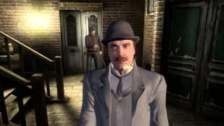 1 Шерлок Холмс vs Джек Потрошитель