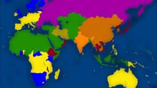 Религии стран мира 02