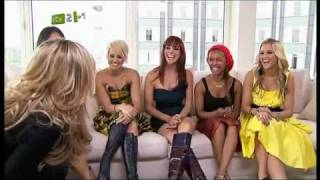 Abigail Clancy & Pussycat Dolls - The Fashion Show (2nd October 2008)