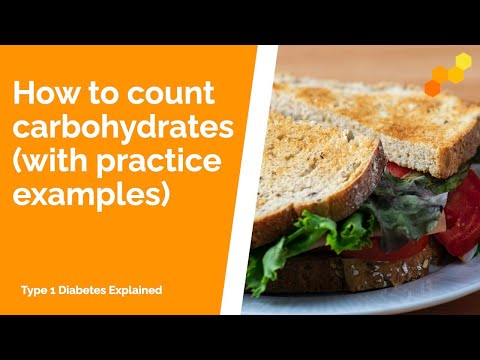 How to Count Carbohydrates