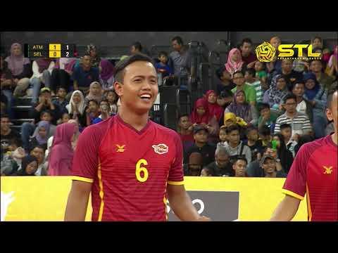 STL 2018 | Minggu Kelapan | Hari Kedua | ATM Guardians 2-0 Selangor Pistons