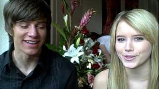 Taylor Spreitler and Dylan Patton talk Days of Our Lives!