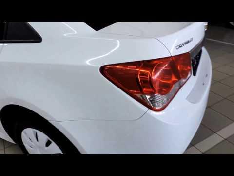 Chevrolet Cruze Седан 2011 Белый, РФ