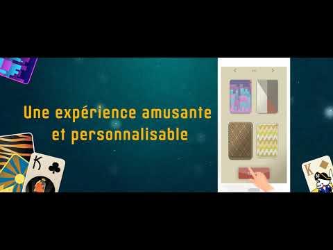 jeu de carte solo Solitaire Classic Era   Un jeu de cartes classique ‒ Applications