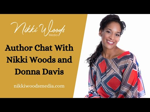 Author Chat With Nikki Woods and Donna Davis