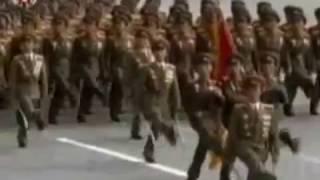 North Korea Military Parade September 9, 1998 (KCTV Live)