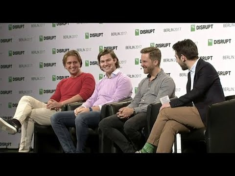Building the bank of the future with Monzo, N26, and Revolut | Disrupt Berlin 2017