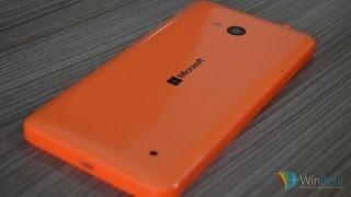 Видеообзор смартфона Microsoft Lumia 540 DS (Nokia) Orange