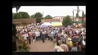 Feria Flor del Espíritu Santo 2014  En tarima
