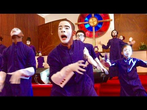 TRAVIS GREENE - MADE A WAY MIME DANCE