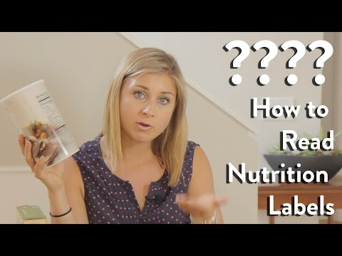 5 Things Everyone Should Know About Nutrition Labels