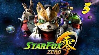 Starfox Zero part 3 - Ok this hover thing sucks!!!