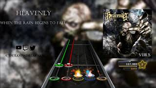 Heavenly - When the Rain Begins to Fall (Jermaine Jackson cover) (Chart Preview + Full Album)