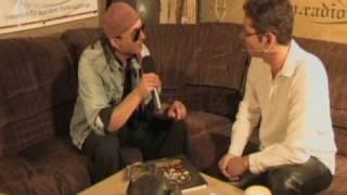 Interview mit MARCUS VAN LANGEN beim FESTIVAL MEDIAVAL 2009