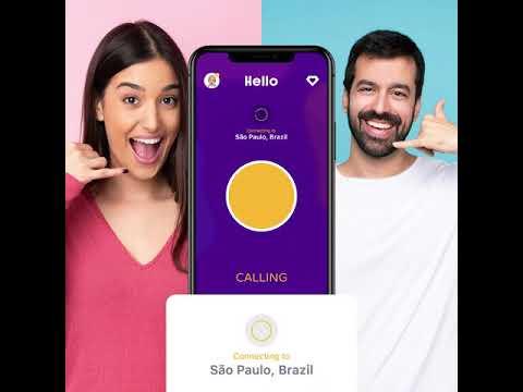 Hello Talk Chat Meet - Brazil