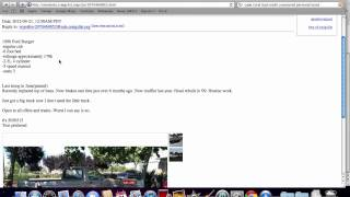 Craigslist Modesto California - Local Used Cars and Trucks For Sale by Owner