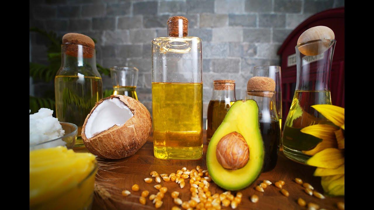 كيف نختار الزيت المناسب للطهي. How to Choose the Right Cooking Oil
