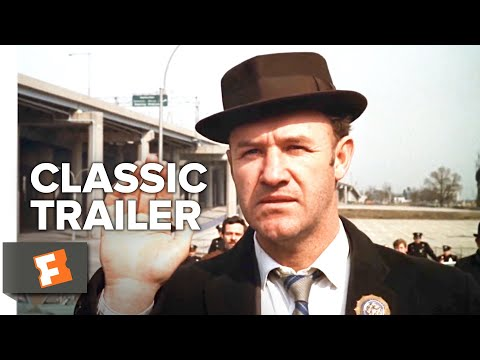 The French Connection (1971) Trailer #1 | Movieclips Classic Trailers