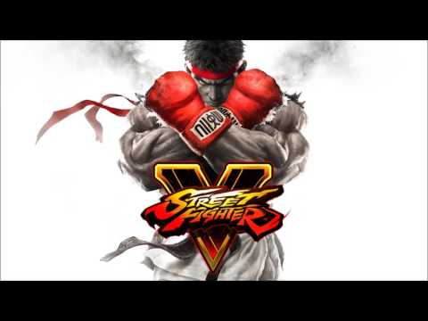 Street Fighter 5: Story Mode BGM - Ryu vs M.Bison Final Battle