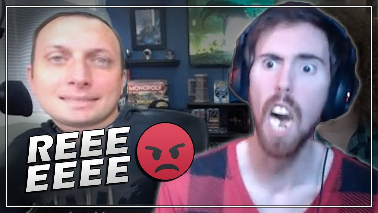 Asmongold Gets Triggered by Ion Hazzikostas (Best of ...