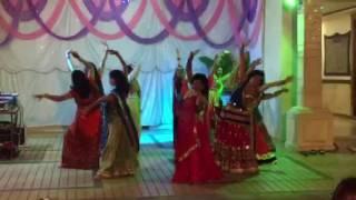 Navratri pankhida dance Manisha in ALINA
